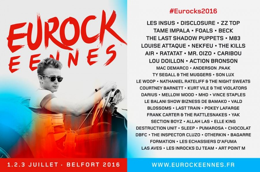 eurockéennes 2016