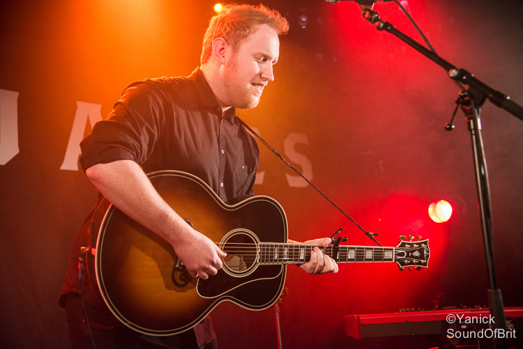 Gavin James en concert à La Maroquinerie le Jeudi 31 mars 2016-2