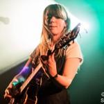 Hannah Lou Clark en concert au Point Ephémère le 16 Avril 2016