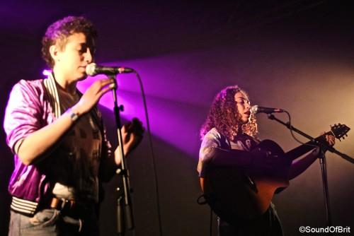 Xylaroo en concert au Point Ephémère, Paris, le 16 avril 2016