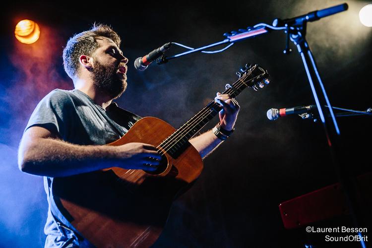 Joseph Lofthouse en concert au Point Ephémère le 08 Mois 2016