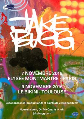 Jake Buff tournee française