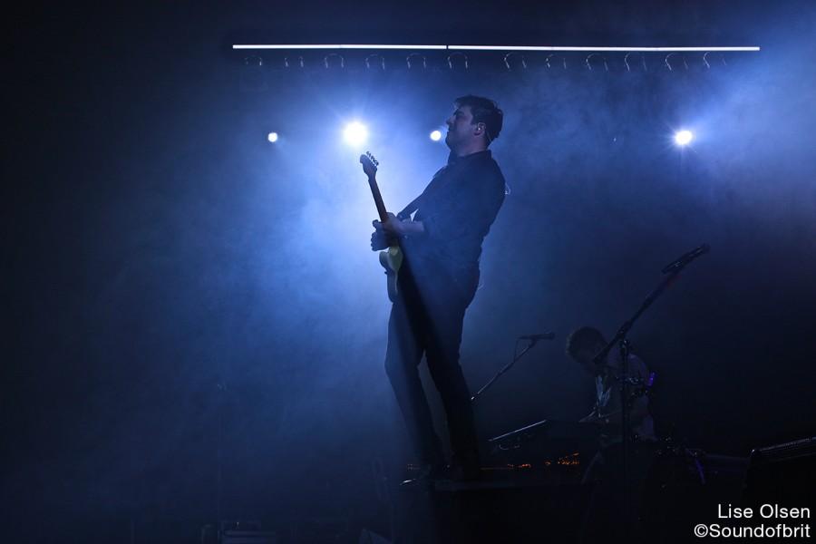 Mumford and Sons en concert au Zénith de Paris le 22 mai 2016