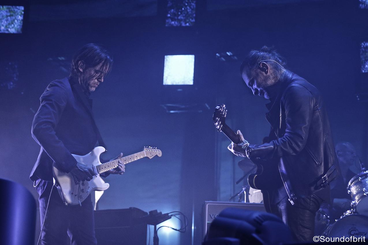 Radiohead au Zénith de Paris