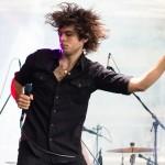 Shock Machine en concert à l'Unexpected Festival, au Forum des Halles, Paris le 12 Juin 2016