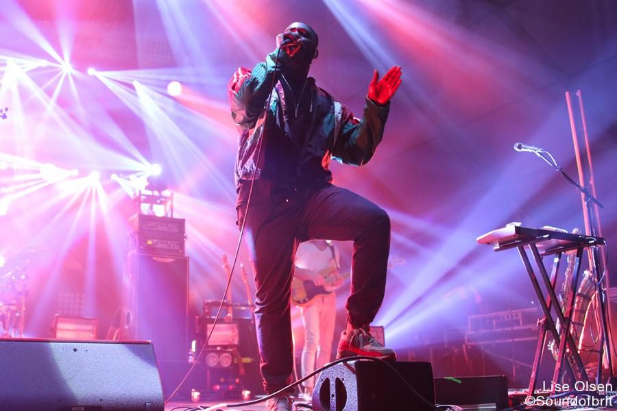 Bloc Party en concert à Solidays, Hippodrome de Longchamps, le 24 juin 2016