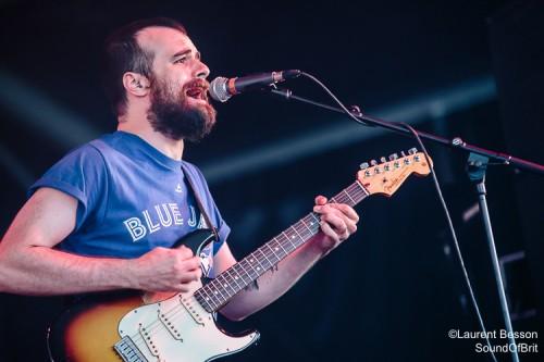 Arcane Roots en concert au Download Festival Paris le 11 Juin 20