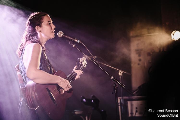 Lisa Hannigan en concert à la Maroquinerie le 12 Septembre 2016