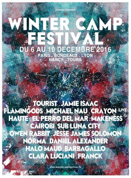 Winter Camp Festival 2016