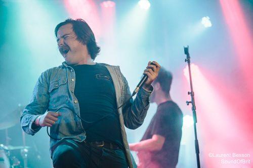Black Peaks en concert à la Bloule Noire le 01 Octobre 2016