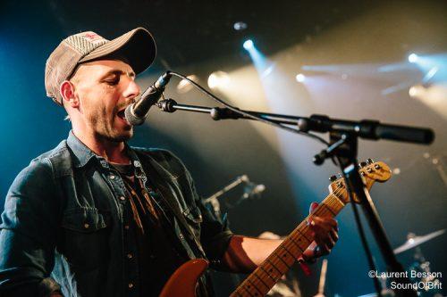 Turin Brakes en concert à la Maroquinerie le 16 Octobre 2016