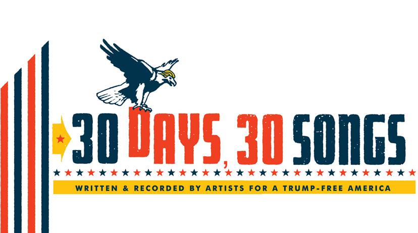 Franz Ferdinand compose pour 30 days, 30 Songs