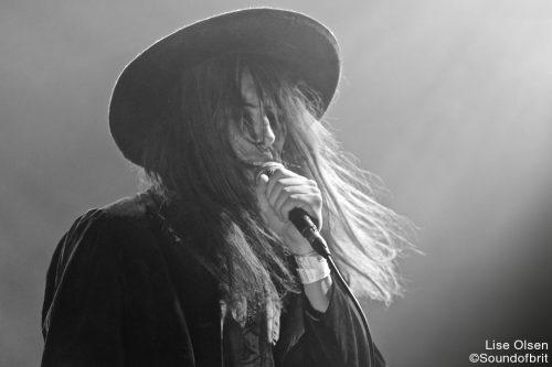 Aldous RH au Patchwork Festival de Le Villette, à Paris, le 28 octobre 2016