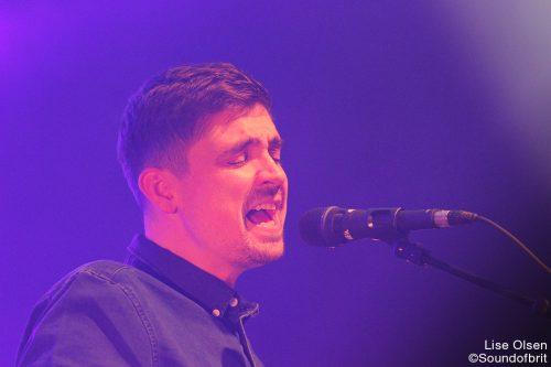 C Duncan au Pitchfork Festival, la Villette, Paris, le 28 octobre 2016