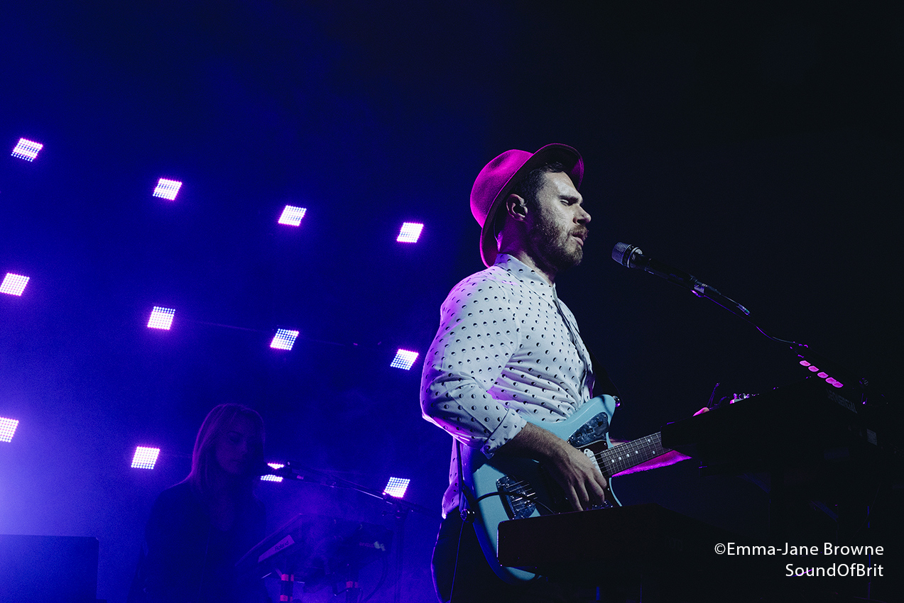 James Vincent McMorrow @ L'Elysée Montmartre, Paris, 18 octobre 2016