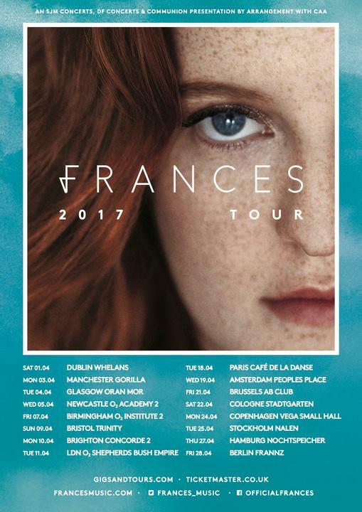 Frances tour
