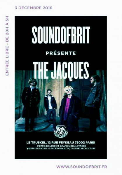 The Jacques Paris