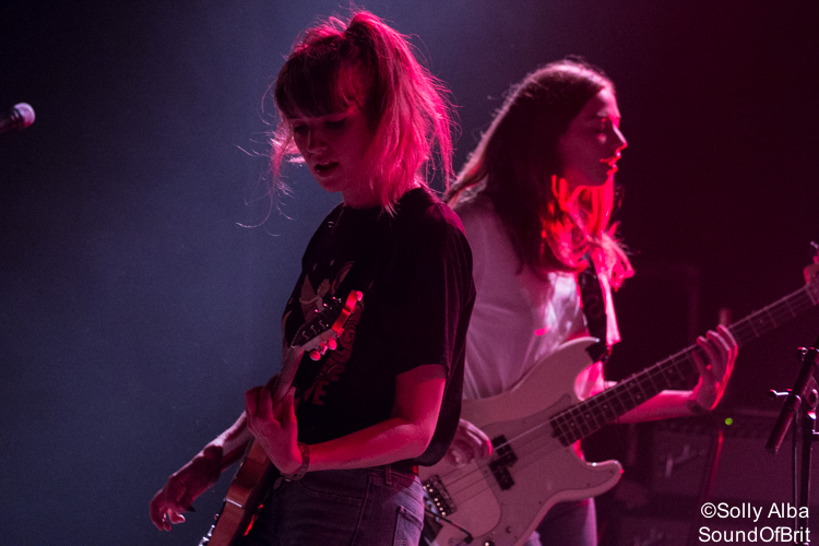 The Big Moon au festival Art Rock, le 03/06/2017