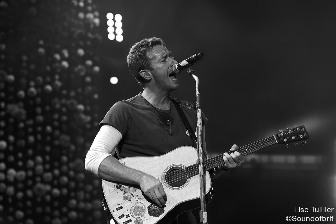 Coldplay @ Stade de France