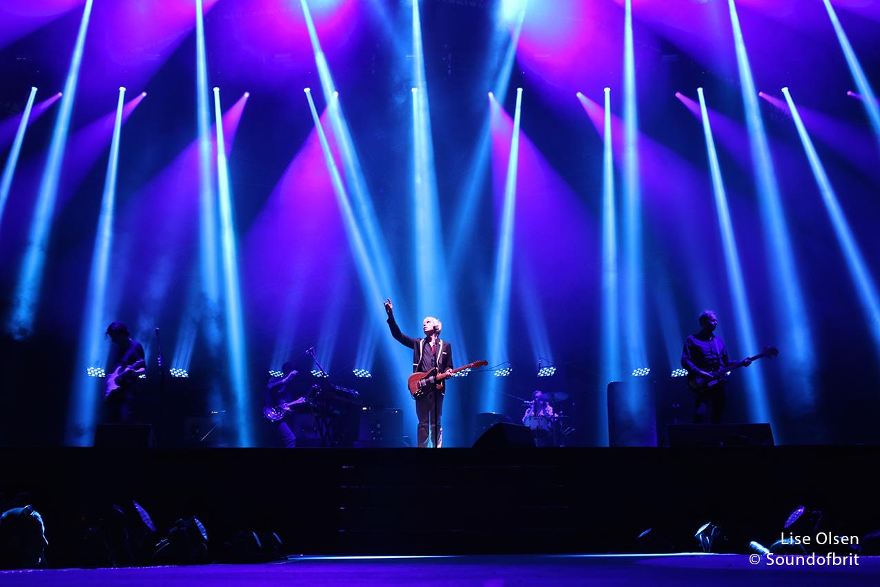 Concert de Franz Ferdinand à Rock En Seine