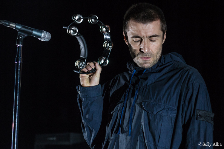 Liam Gallagher au 118