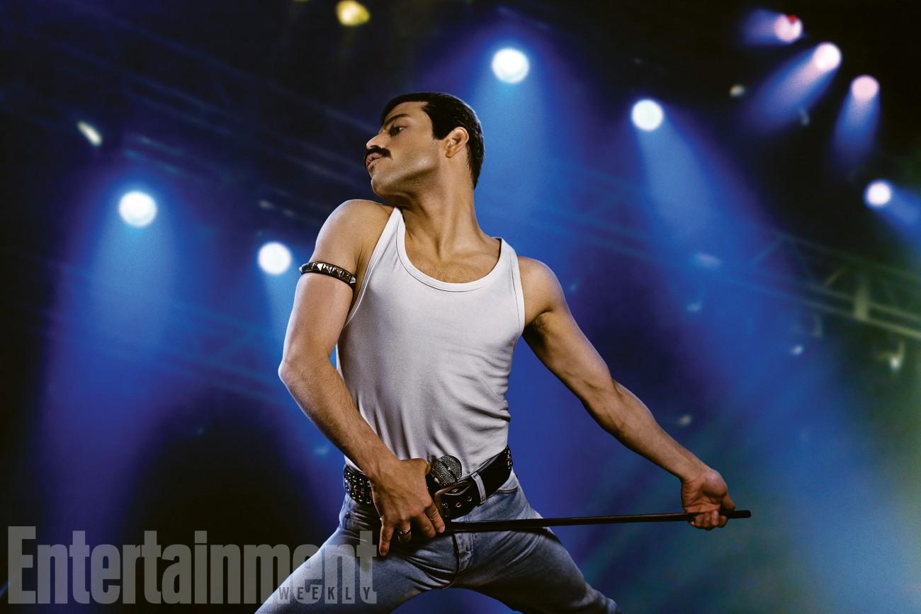 Bohemian Rhapsody Le Film Sur Queen La Premiere Bande Annonce