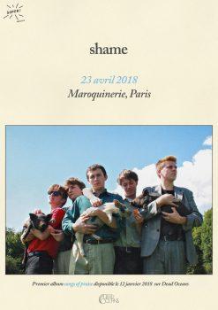 Shame à la Maroquinerie