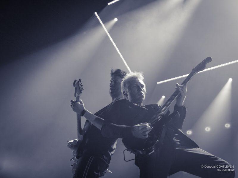 FRANZ FERDINAND en concert au Zénith, à Paris, le 27 février 2018