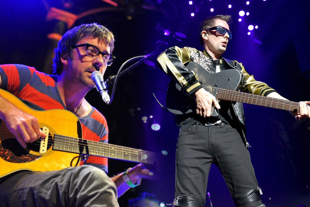 Matt Bellamy Graham Coxon