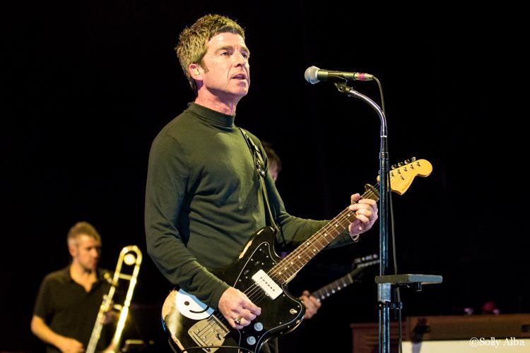 Noel Gallagher's High Flying Birds en concert à L'Olympia le 3 avril 2018