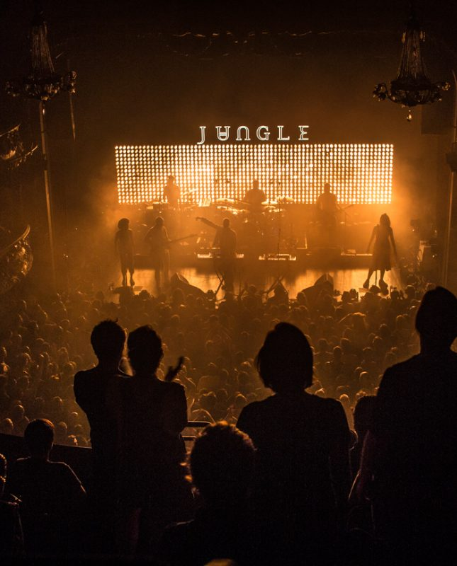 Jungle @ Le Trianon (20-05-18)