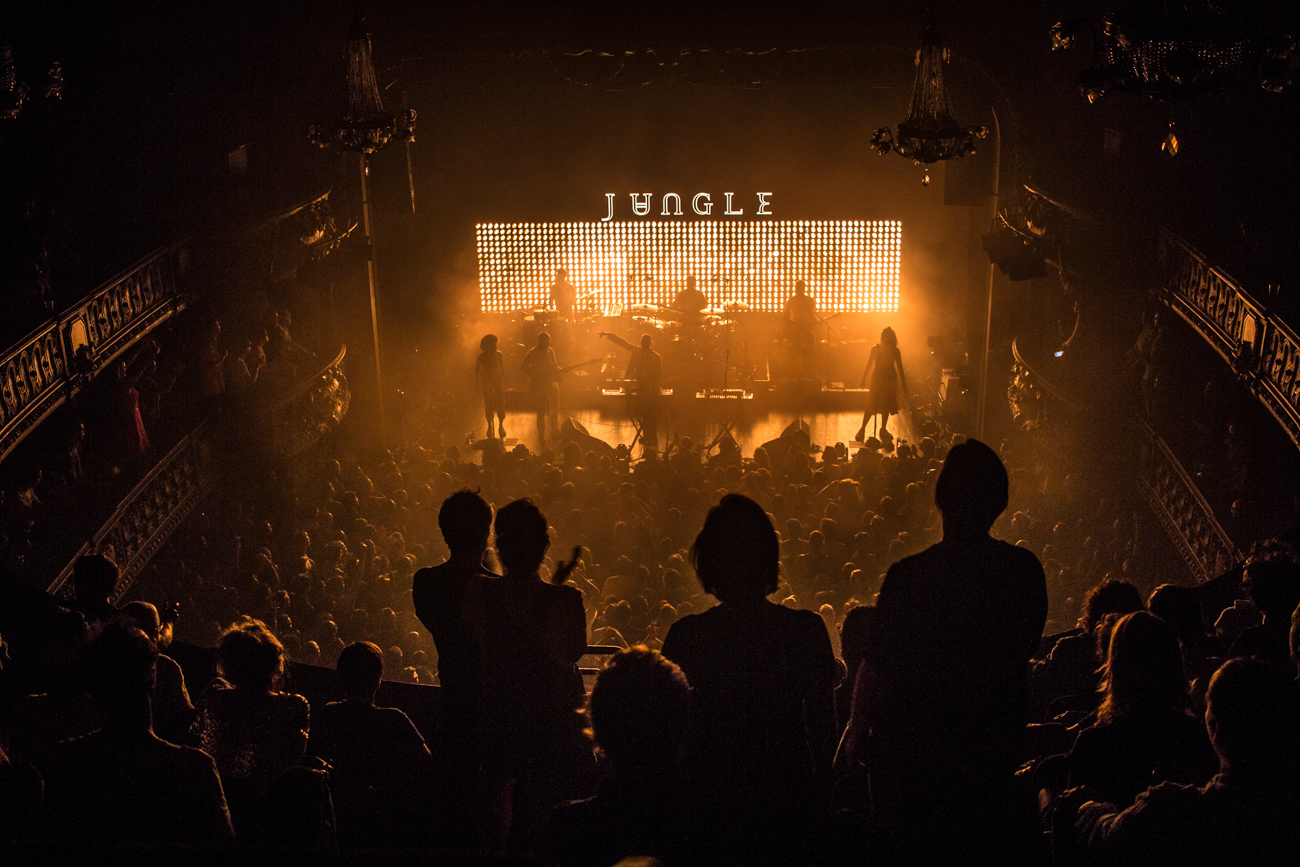 Jungle @ Le Trianon (20-05-18)