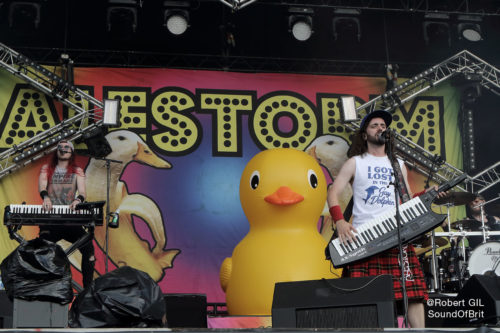 ALESTORM - Download festival