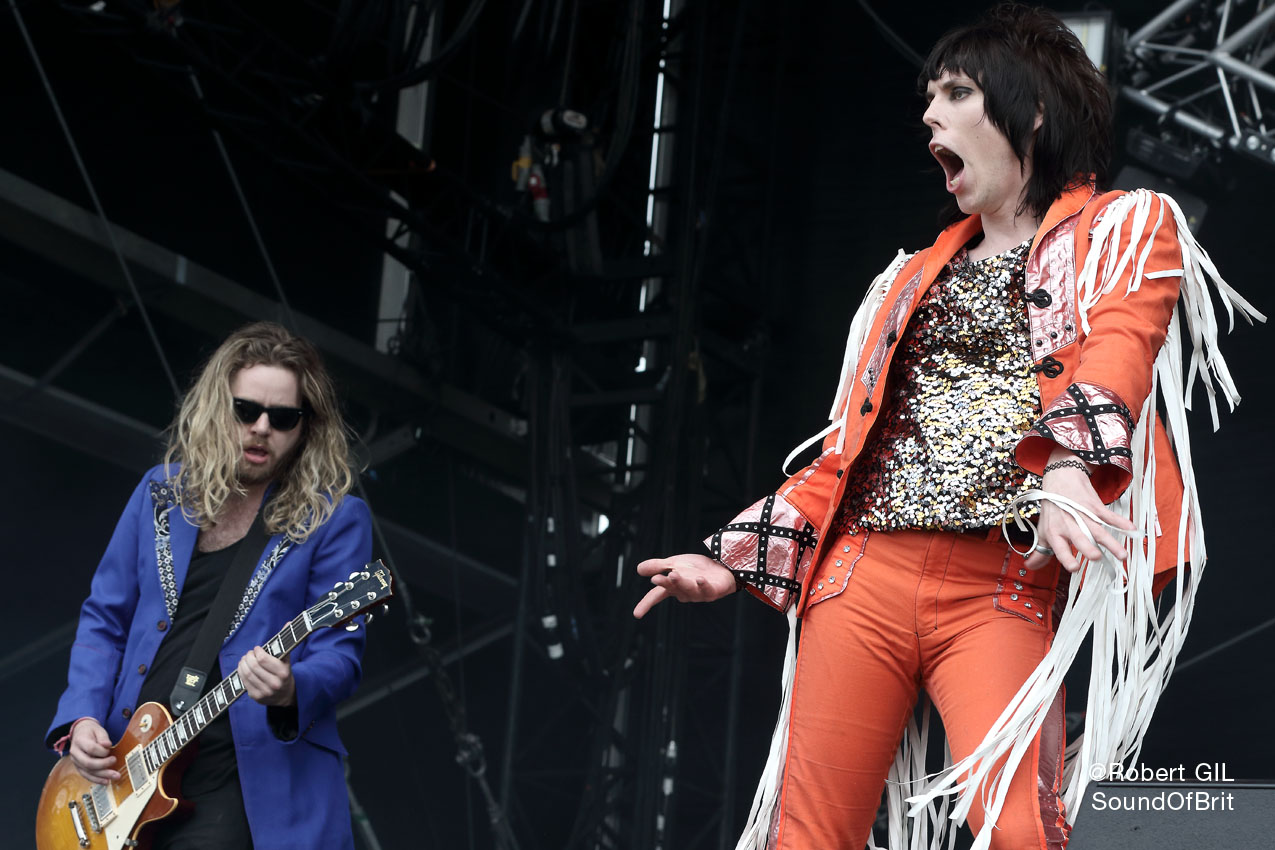 THE STRUTS - Download festival