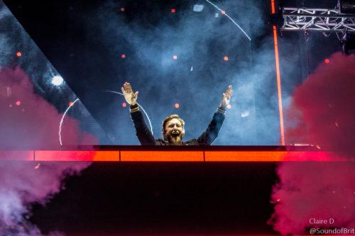 David Guetta @ Solidays 2018
