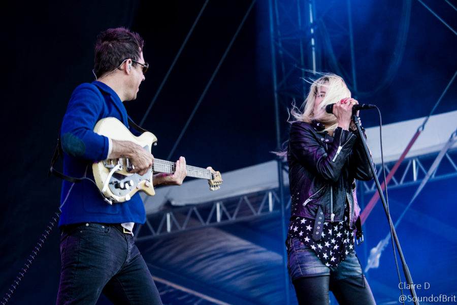 The Kills @ Solidays 2018