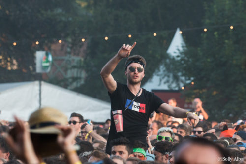 Orelsan au Festival Beauregard le vendredi 6 juillet 2018