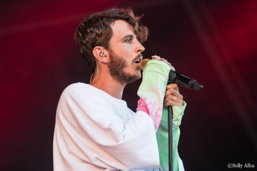 Oscar and the Wolf au Festival Beauregard, le 8 juillet 2018