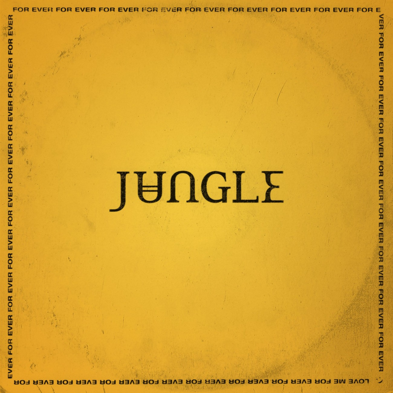 Pochette album For Ever Jungle