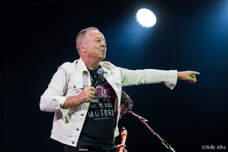 Simple Minds au Festival Beauregard le 7 juillet 2018