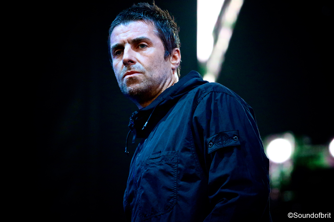 LIAM GALLAGHER @ Sziget 2018