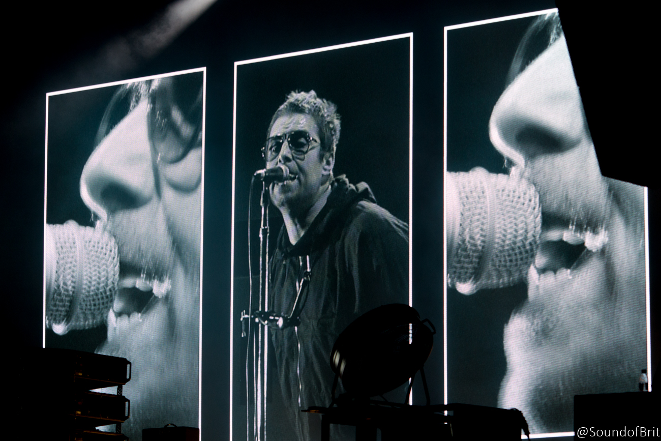Liam Gallagher @ Rock en Seine