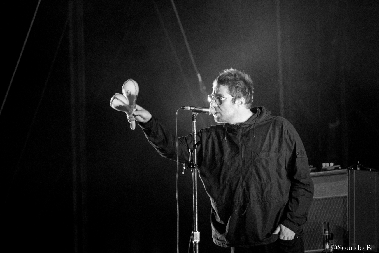 Liam Gallagher @ Rock en Seine (oasis)