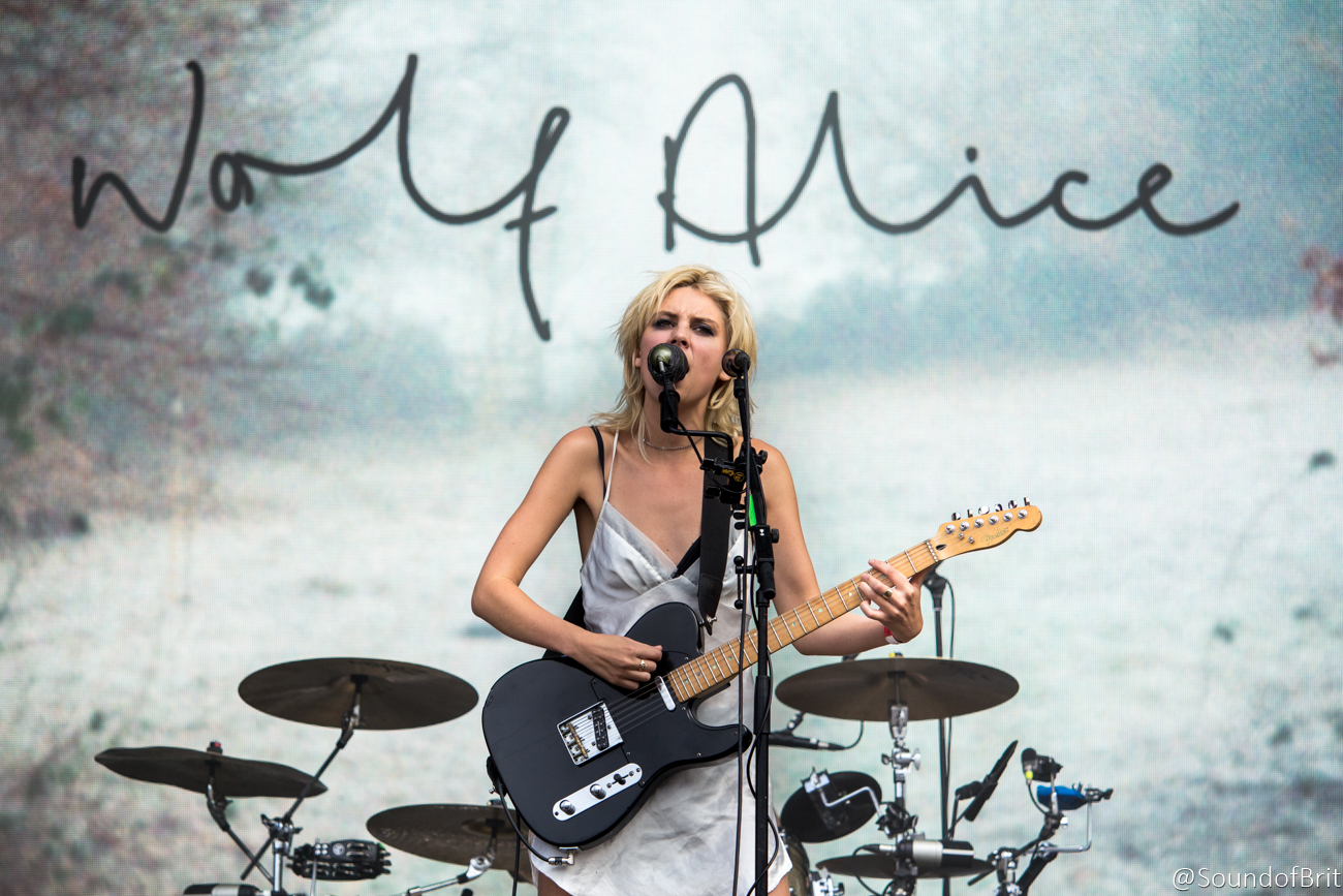 Wolf Alice @ Rock en Seine