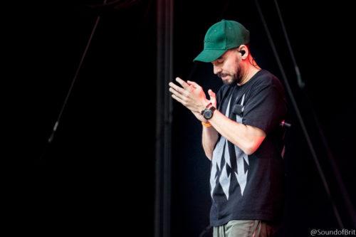Mike Shinoda @ Rock en Seine 2018
