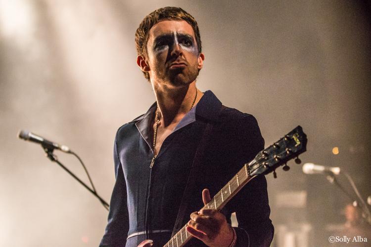 Miles Kane en concert à la Cigale, Paris, le 4 octobre 2018