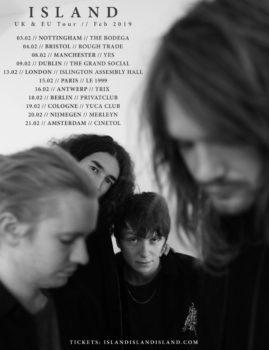 ISLAND tournée européenne