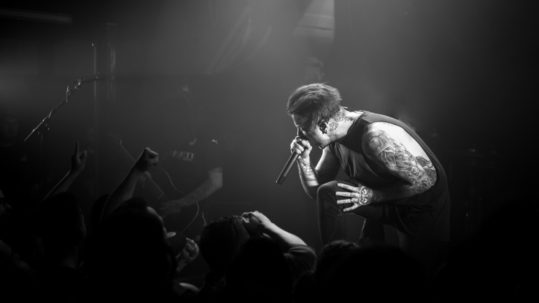 Bury Tomorrow @ Le Petit Bain