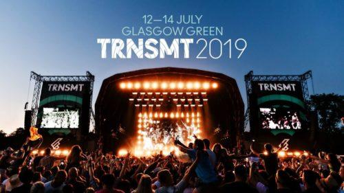 TRNSMT festival - foule
