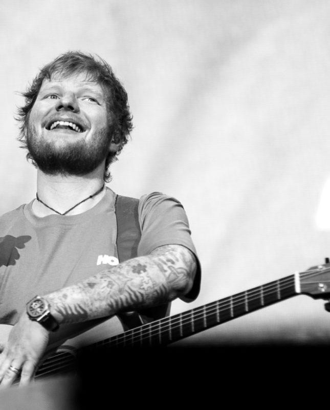 Ed Sheeran @ Groupama Stadium